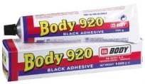 HB BODY 920 tuba čierna 100g